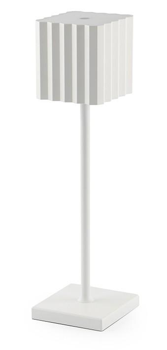 CUPCAKE LAMPADA BIANCA | Novalberghiera