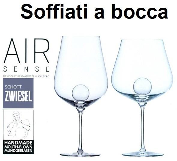 AIR SENSE SERIE CALICI | Novalberghiera