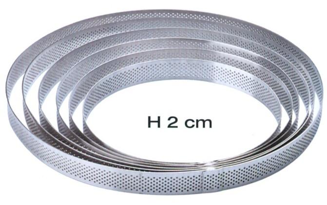 CERCHIO INOX MICROF.mm 190x20h|Novalberghiera