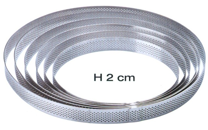 CERCHIO INOX MICROF.mm 270x20h|Novalberghiera
