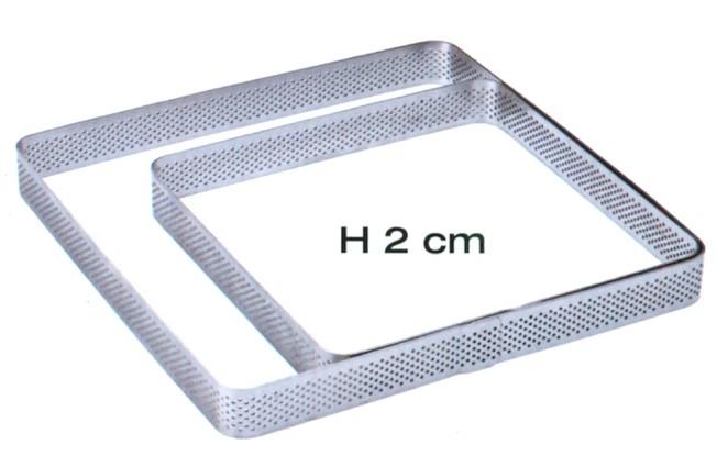 QUADRO INOX MICROF.A.T.mm 150x20h|Novalberghiera