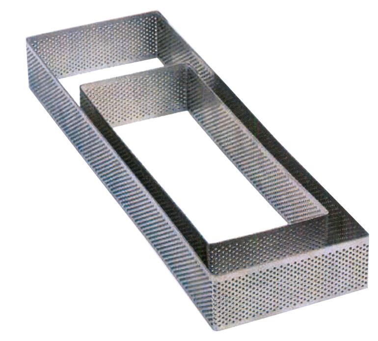 RETT.INOX MICROF.mm 290x90x35h|Novalberghiera