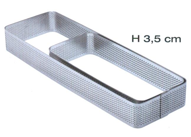 RETT.INOX MICROF.A.T.mm 190x80x35h|Novalberghiera