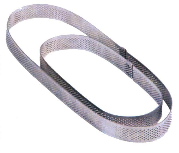 OVALE.INOX MICROF.mm 190x70x20h|Novalberghiera
