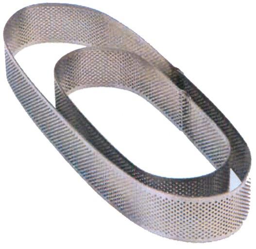 OVALE.INOX MICROF.mm 190x70x35h|Novalberghiera