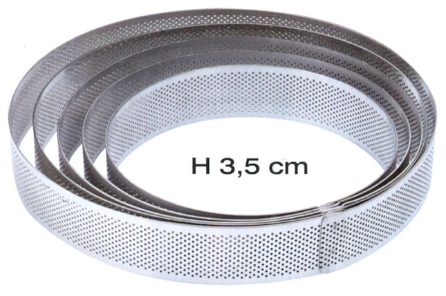 CERCHIO INOX MICROF.mm 290x35h|Novalberghiera