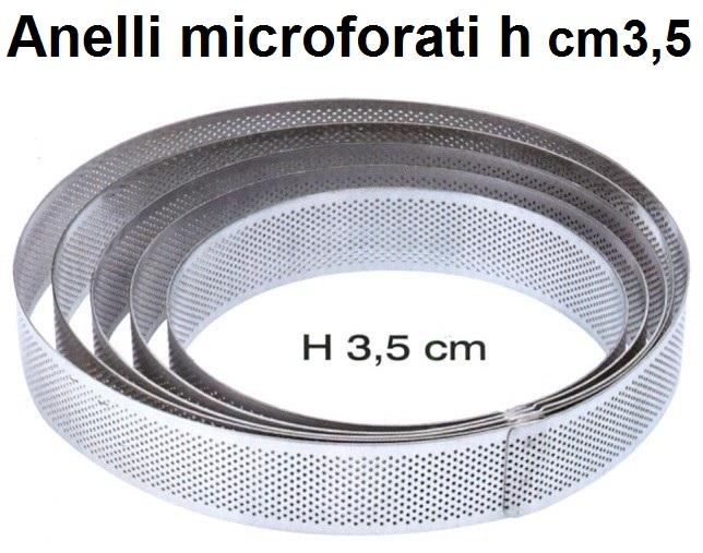 CERCHIO INOX MICROF.h cm 3,5 Novalberghiera