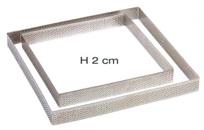 QUADRO INOX MICROF.mm 190x20h|Novalberghiera