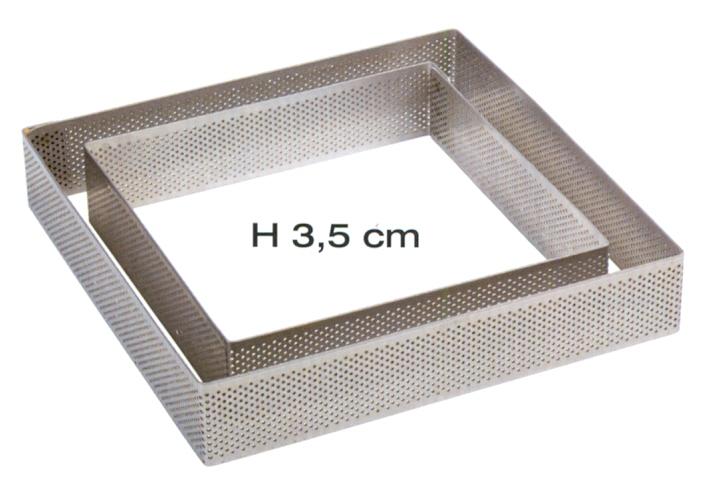 QUADRO INOX MICROF.mm 250x35h Novalberghiera