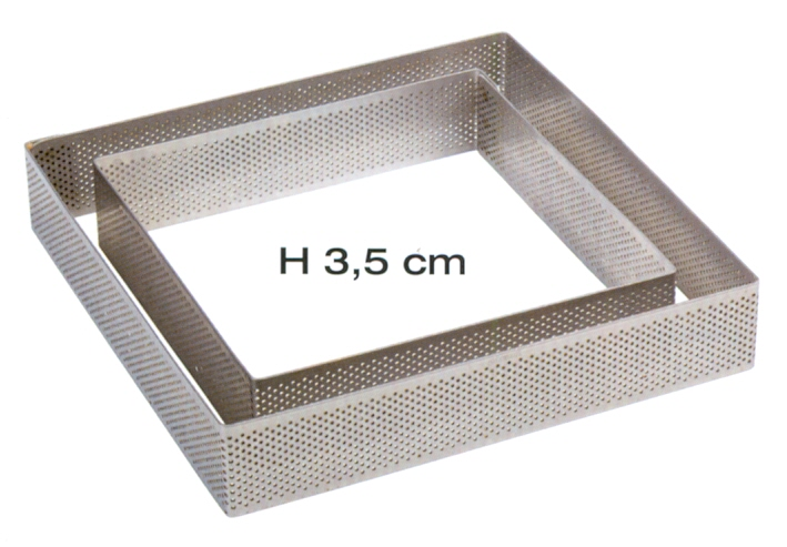 QUADRO INOX MICROF.mm 270x35h|Novalberghiera