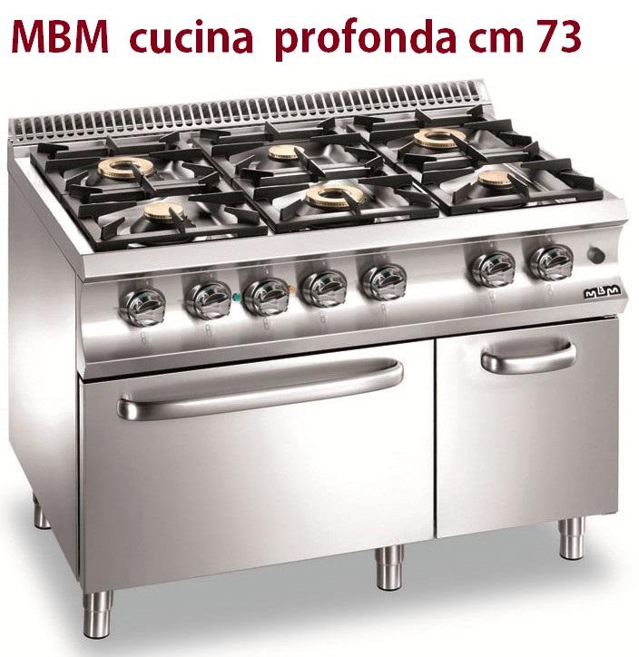 MBM  SERIECUCINA PROFONDA 73 | Novalberghiera