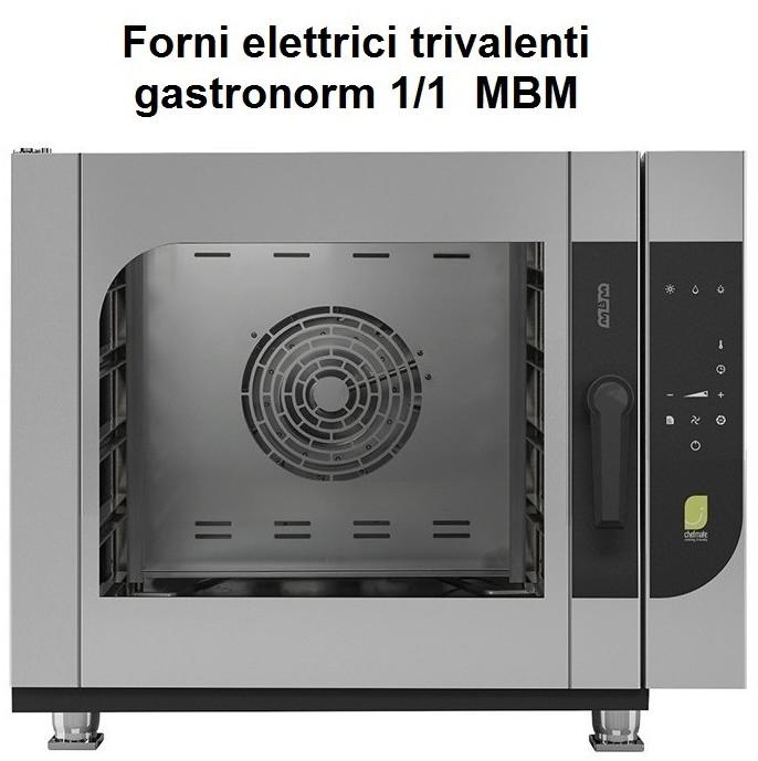 FORNO ELETTRICI CONV/V. gn 1/1 | Novalberghiera