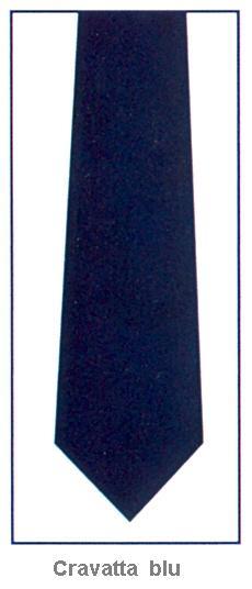 CRAVATTA BLU -115102|Novalberghiera