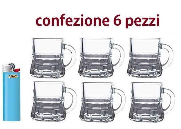 CONF.6 BICC.C/MANICO ml 15|Novalberghiera