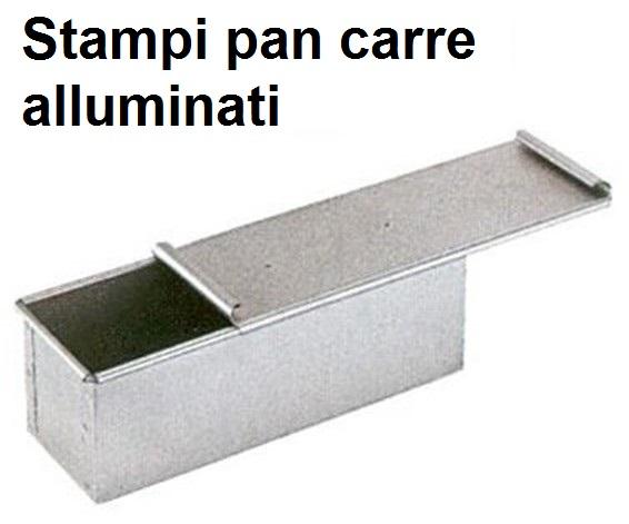 STAMPO CARRE ALLUMINATO C/COP|Novalberghiera