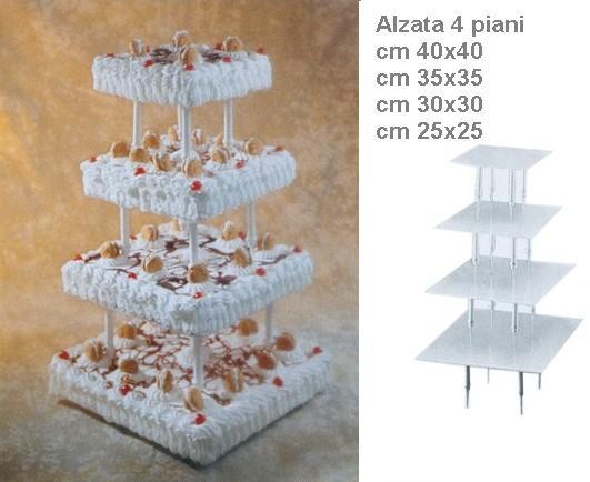 ALZATA 4P.QUADRA -47910-07|Novalberghiera