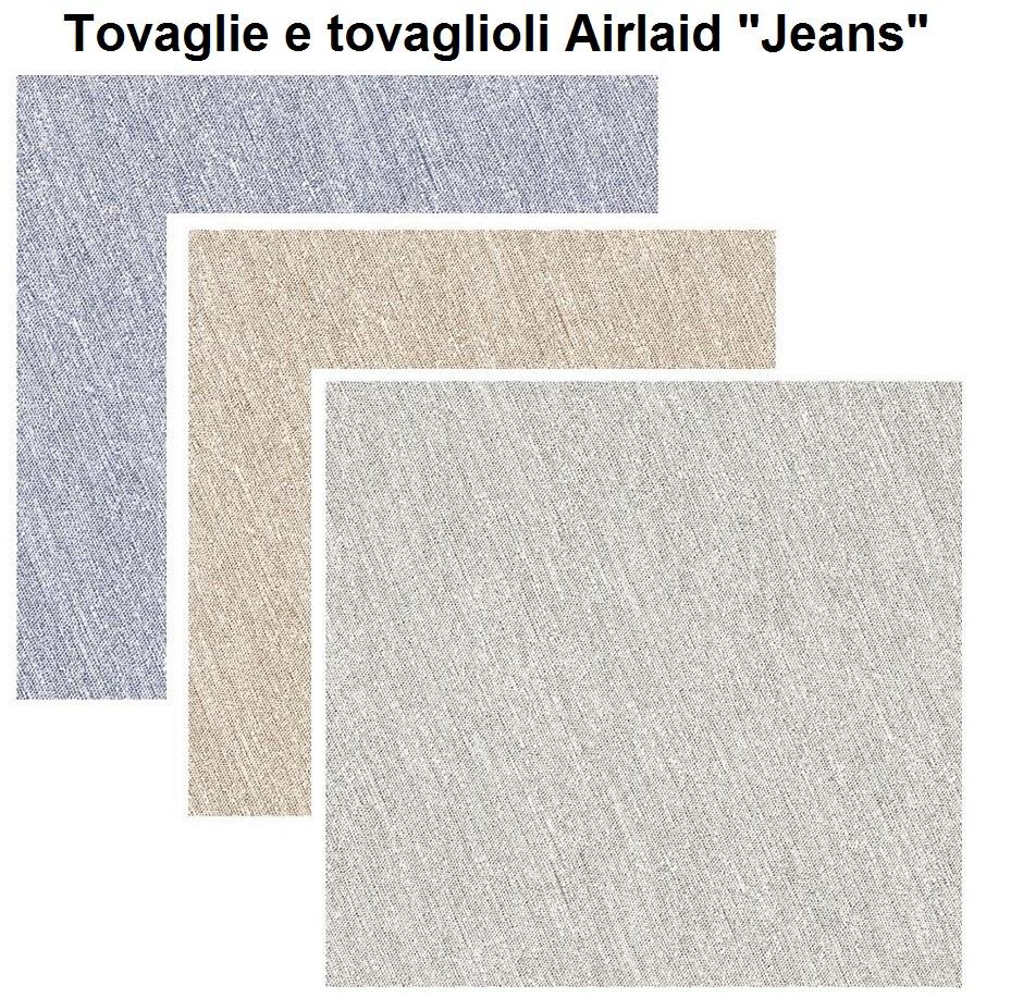 TOVAGLIE TOVAGLIOLI AIRLAID JEANS | Novalberghiera