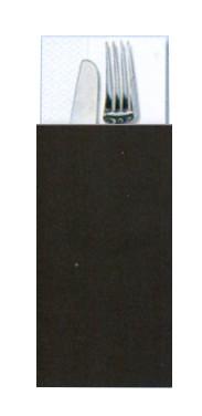 N.800 BUSTE C.PAGLIA NERO|Novalberghiera