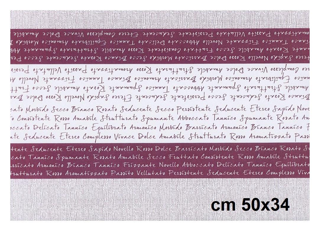 250 T.tte 50x34 BACCO BORD.(6)|Novalberghiera