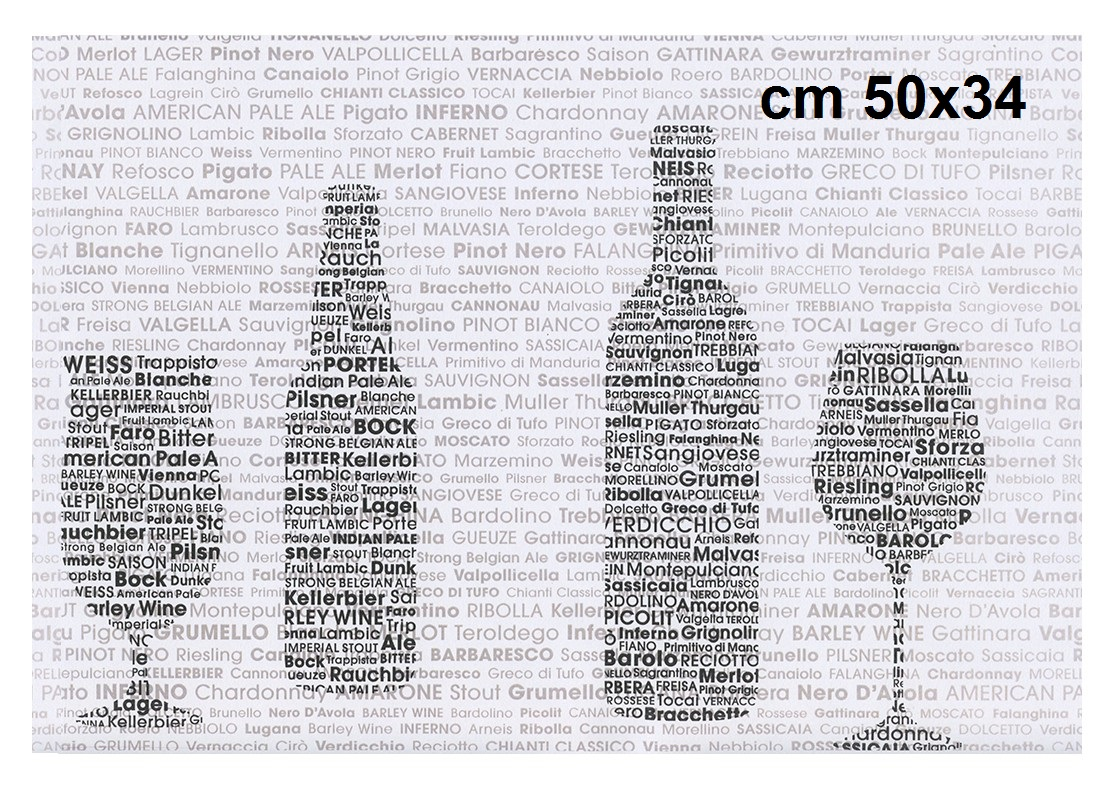 250 T.tte 50x34 WINE BEER(6) Novalberghiera