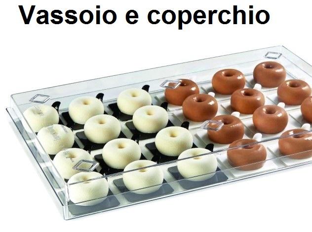 VASSOI TRASPORTO C/COPERCHIO | Novalberghiera