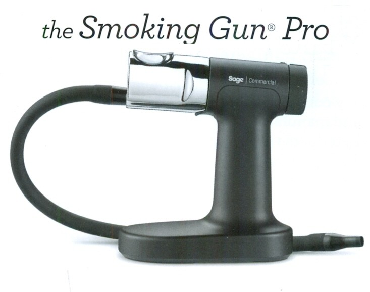 AFFUMICATORE GUN-PRO   Novalberghiera