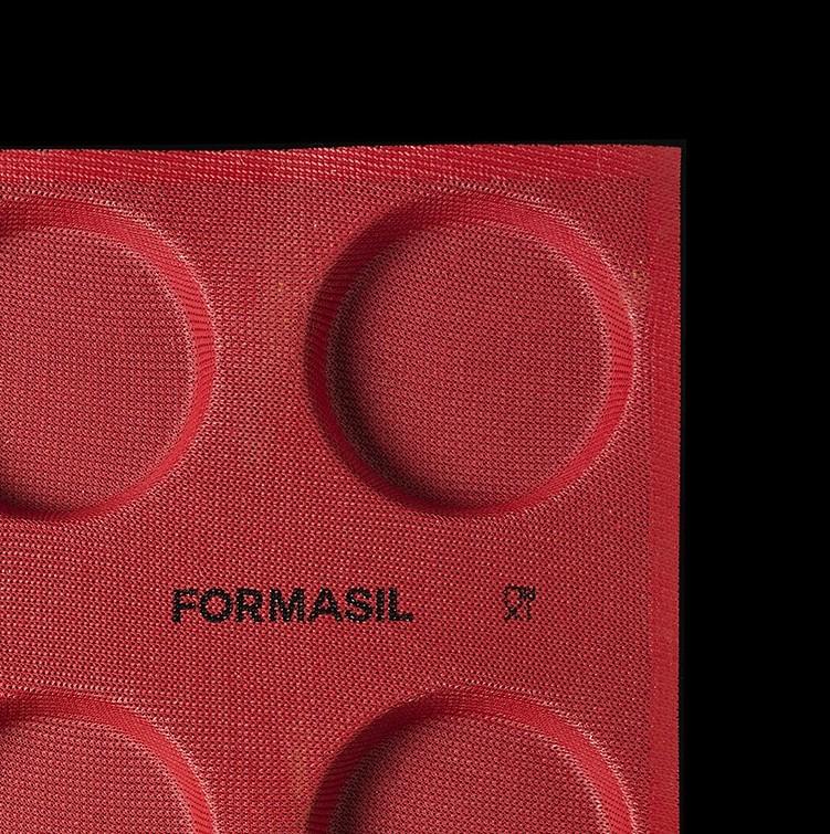 FORMASIL 60x40 impronte 60|Novalberghiera