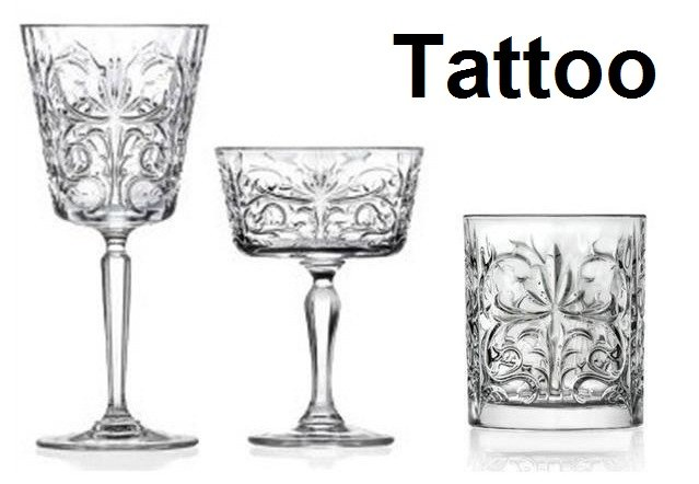 SERIE TATTOO MIXOLOGY