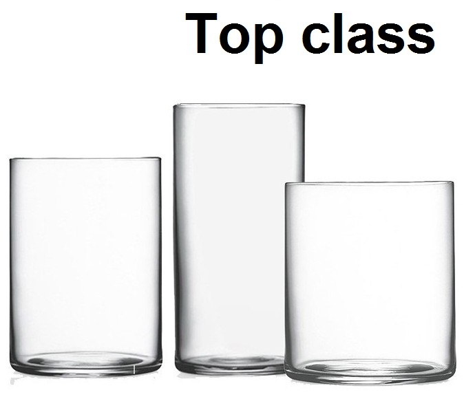 BICCHIERI TOP CLASS