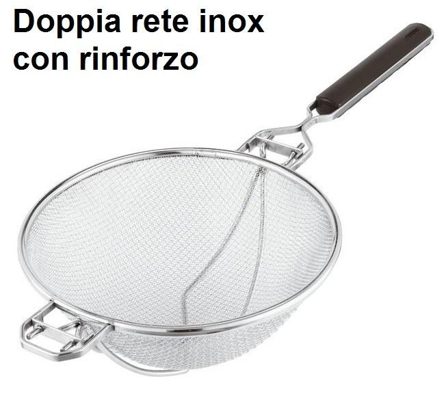 SERIE COLABRODO RINF.INOX