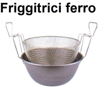 FRIGGITRICI FERRO CON/CEST.