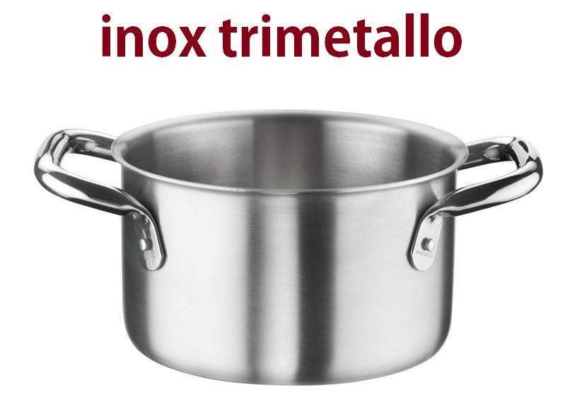 CASS.2M F.INOX TRIMETALLO