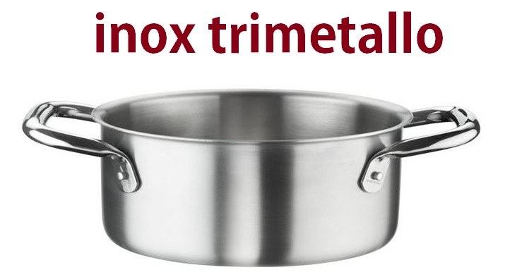 CASS.2M B.INOX TRIMETALLO