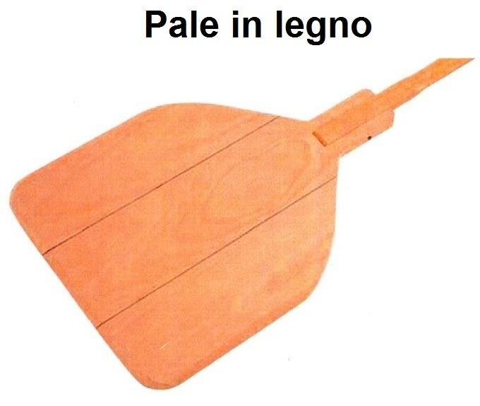 SERIE PALE PIZZA LEGNO