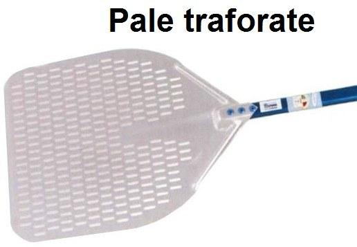SERIE PALE ALLUMINO TRAFORATE