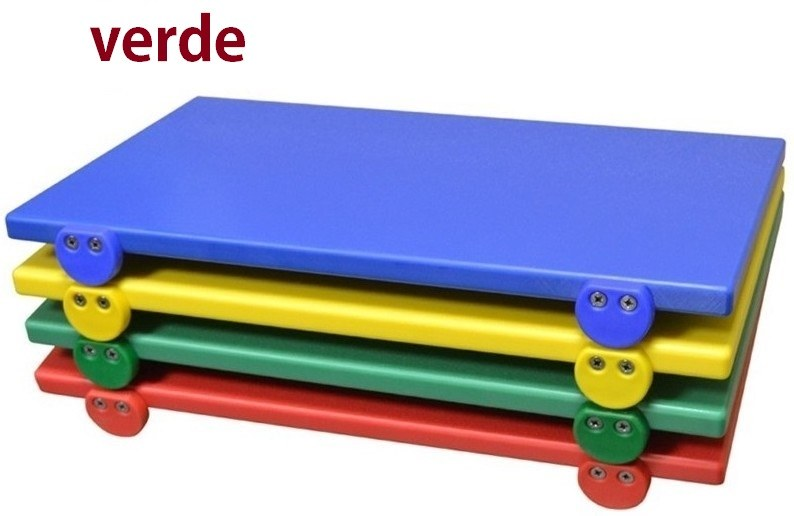 TAGLIERE C/F 50x30x2 verde