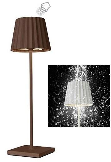 TROLL RUST LAMPADA TAVOLO